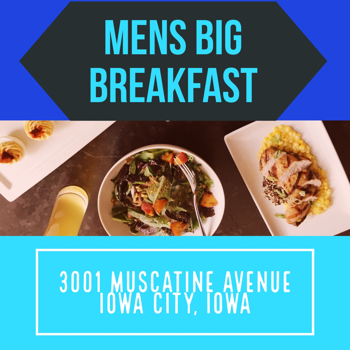 Men's BIG Breakfast